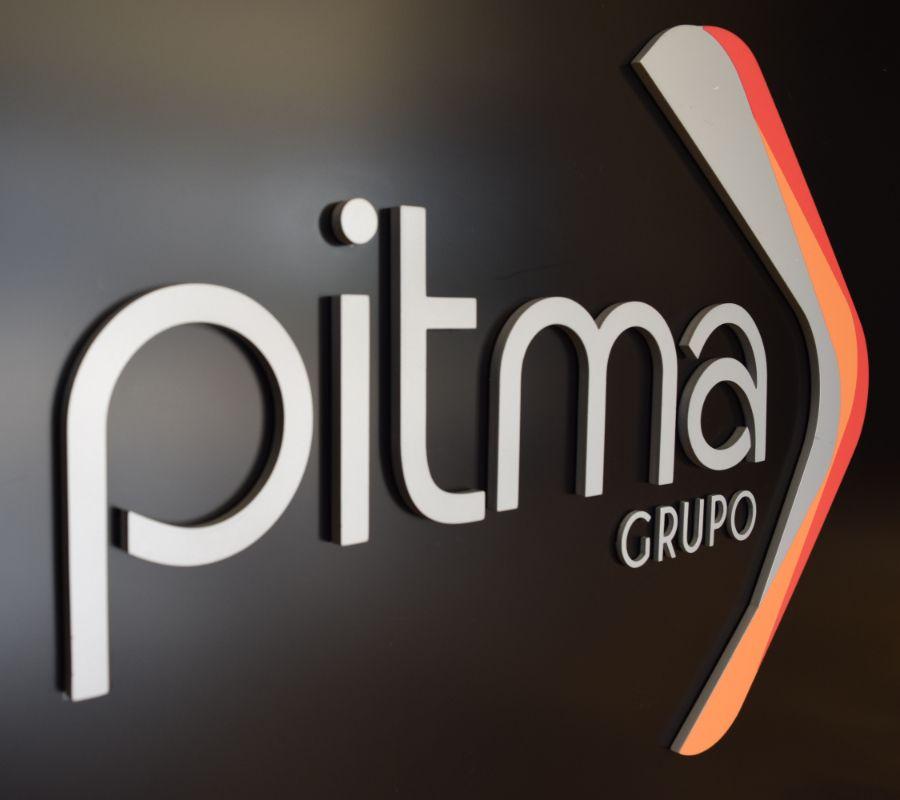 Rótulo grupo PITMA